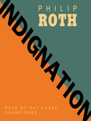 cover image of Indignation