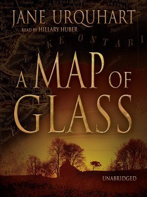 cover image of A Map of Glass
