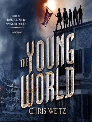 cover image of The Young World
