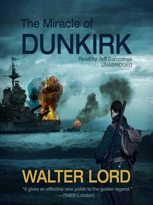 cover image of The Miracle of Dunkirk