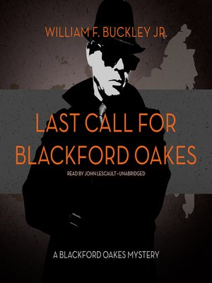 cover image of Last Call for Blackford Oakes