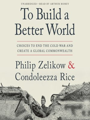 cover image of To Build a Better World