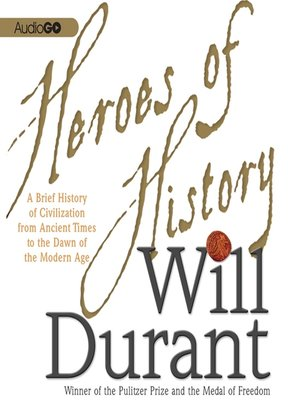 cover image of Heroes of History