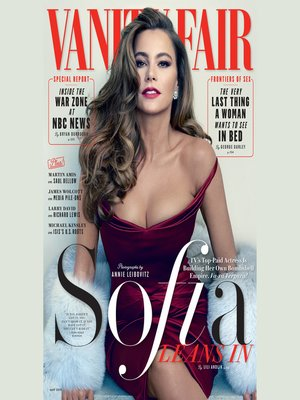 cover image of Vanity Fair: May 2015 Issue