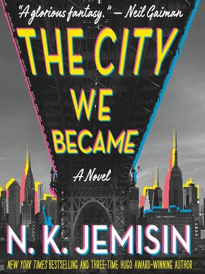 cover image of The City We Became