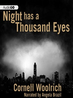 cover image of Night Has a Thousand Eyes