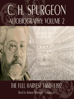 cover image of C. H. Spurgeon Autobiography, Volume 2