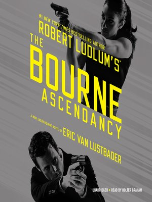 cover image of Robert Ludlum's The Bourne Ascendancy