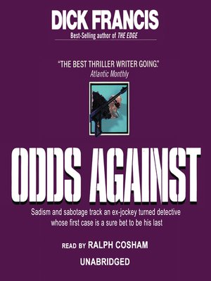 cover image of Odds Against