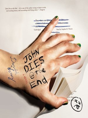 cover image of John Dies at the End