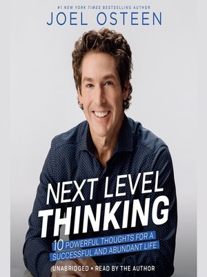cover image of Next Level Thinking