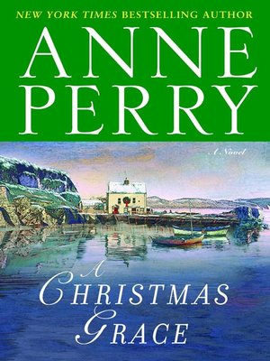 cover image of A Christmas Grace