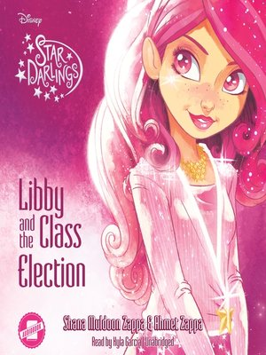 cover image of Libby and the Class Election