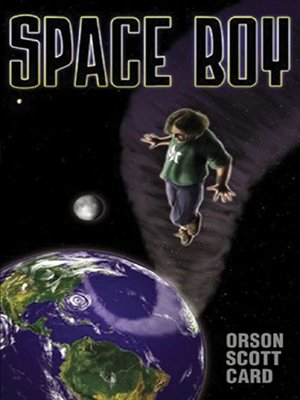 cover image of Space Boy