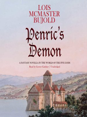 cover image of Penric's Demon