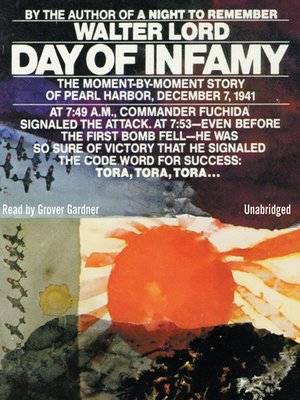 cover image of Day of Infamy