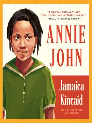 cover image of Annie John