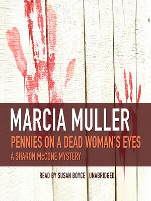 cover image of Pennies on a Dead Woman's Eyes