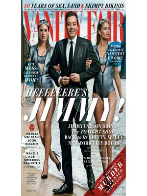 cover image of Vanity Fair: February 2014 Issue