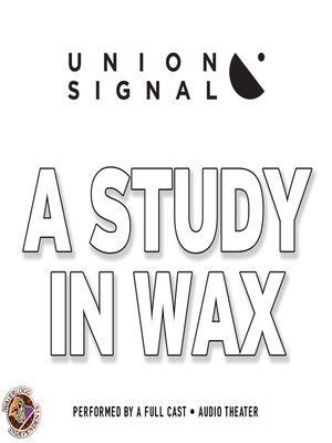 cover image of A Study in Wax