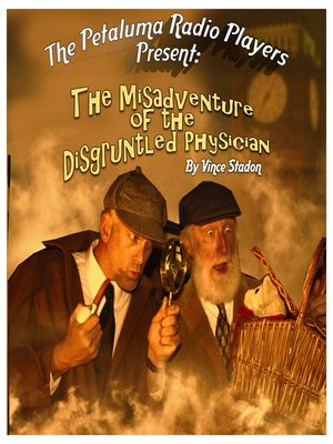 cover image of The Misadventure of the Disgruntled Physician