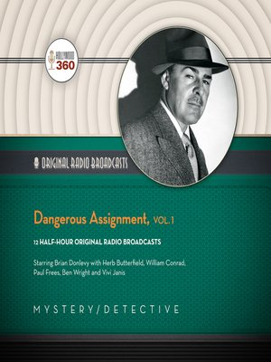 cover image of Dangerous Assignment, Volume 1