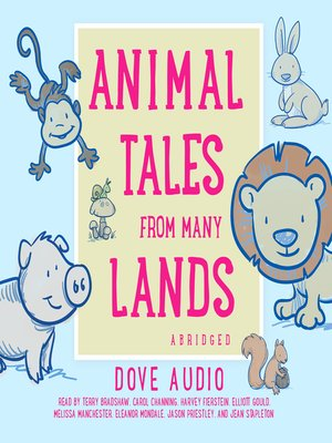 cover image of Animal Tales from Many Lands