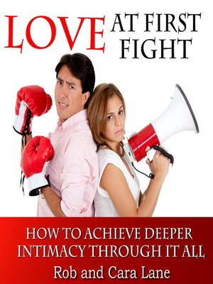 cover image of Love at First Fight