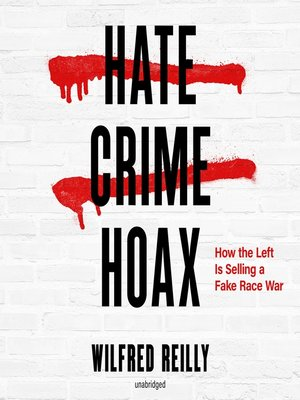 cover image of Hate Crime Hoax