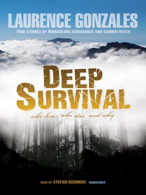 cover image of Deep Survival