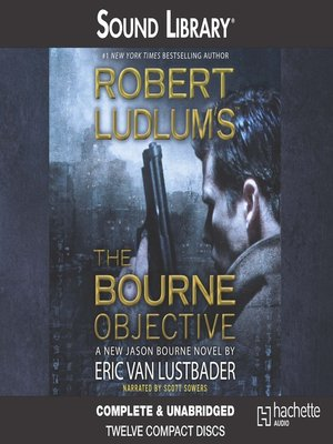 cover image of The Bourne Objective