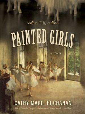 cover image of The Painted Girls