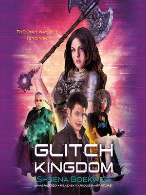 cover image of Glitch Kingdom