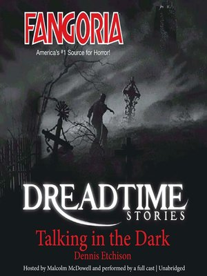 cover image of Talking in the Dark