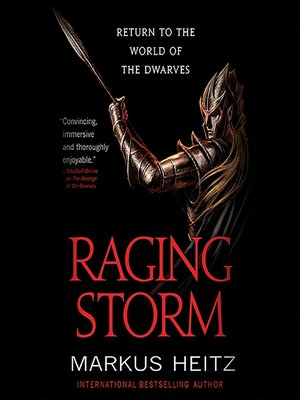 cover image of Raging Storm