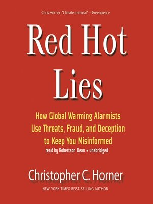 cover image of Red Hot Lies