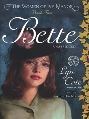 cover image of Bette