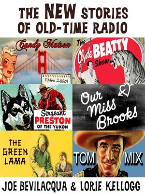 cover image of The New Stories of Old-Time Radio