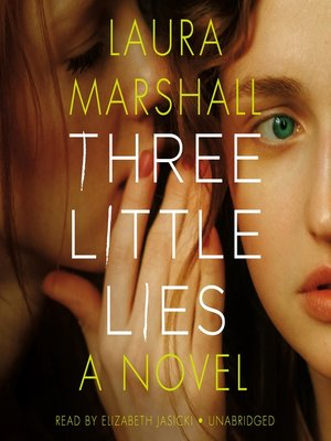 cover image of Three Little Lies