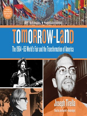 cover image of Tomorrow-Land