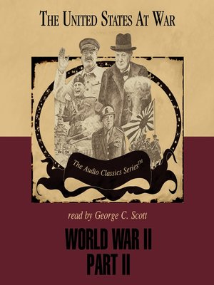 cover image of World War II, Part II