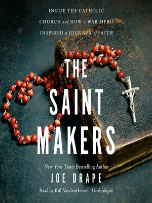 cover image of The Saint Makers
