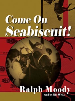 cover image of Come on Seabiscuit!