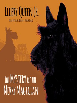cover image of The Mystery of the Merry Magician
