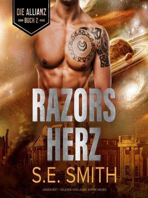 cover image of Razors Herz