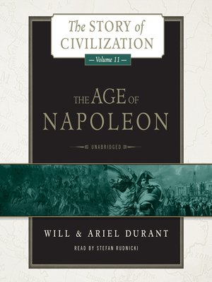 cover image of The Age of Napoleon