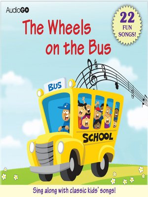 cover image of The Wheels on the Bus and Other Children's Songs