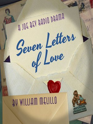 cover image of Seven Letters of Love