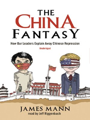 cover image of The China Fantasy
