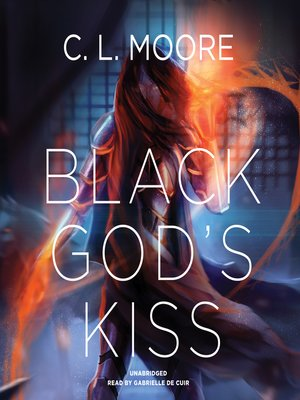 cover image of Black God's Kiss